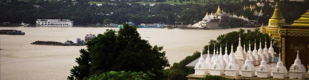 Burma River Cruise