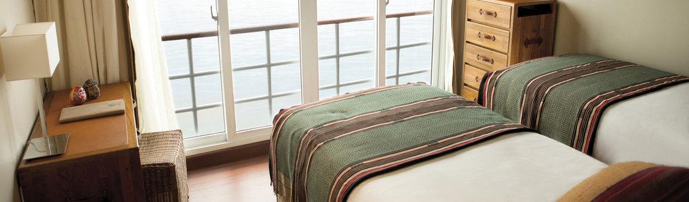 Orcaella Cruise Deluxe Cabin
