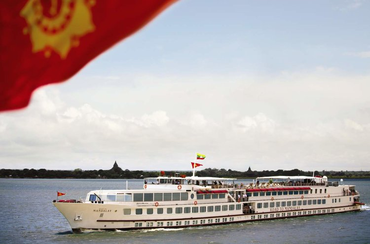 Road to Mandalay Cruise Prices
