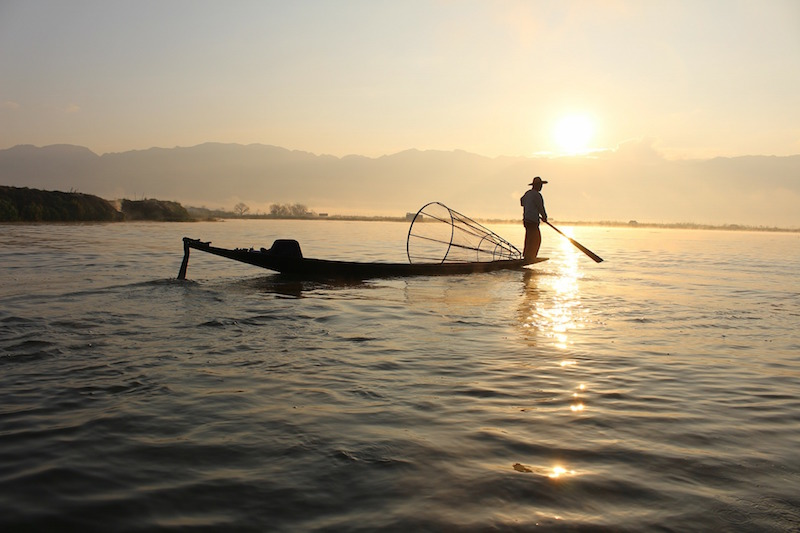 Inle Lake Myanmar Tour