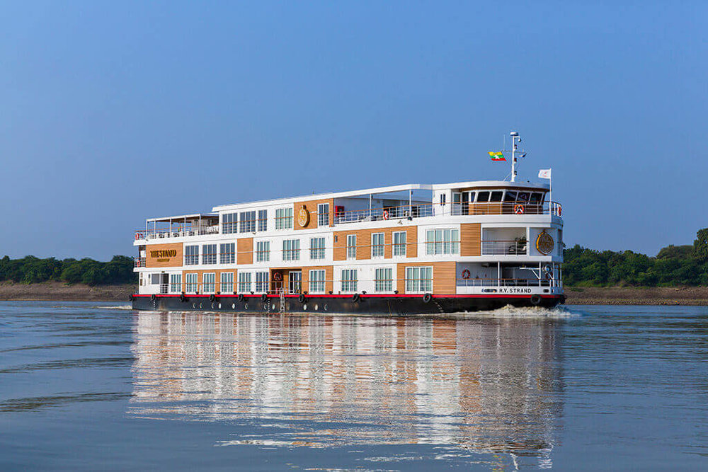 The Strand Myanmar Cruise