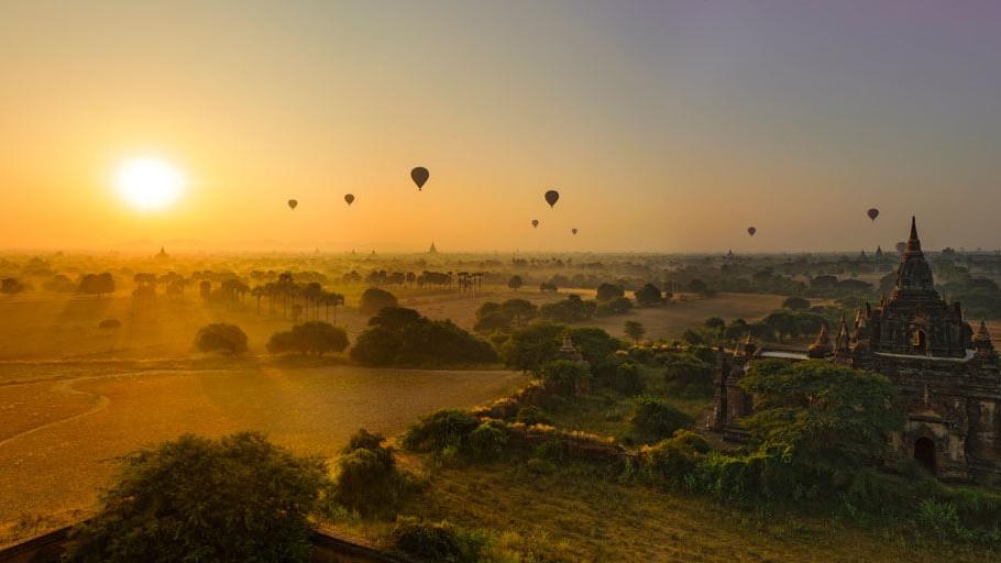 Bagan Burma Tours