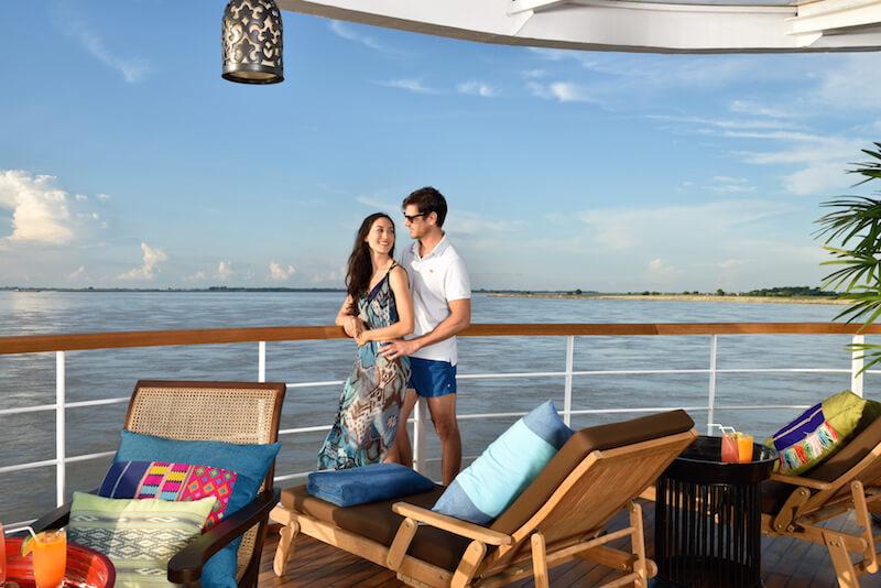 Ananda Irrawaddy Cruise