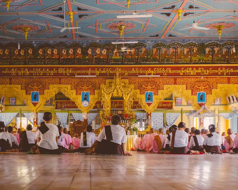 Burma Tours