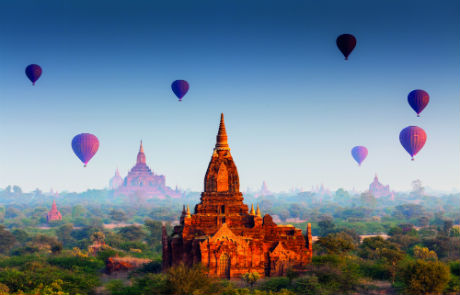Bagan Myanmar Tour