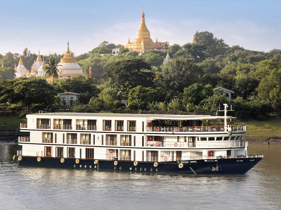 Sanctuary Ananda Cruise 5-Day Itinerary