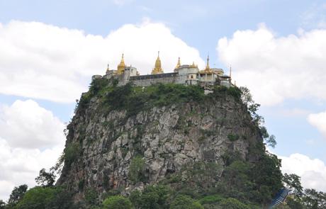 Ananda Myanmar Cruise