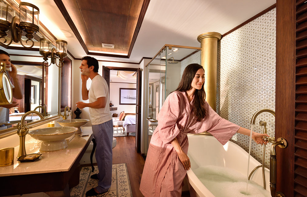 Sanctuary Retreats Ananda Cruise