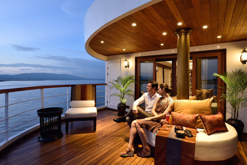 Ananda Cruise Myanmar