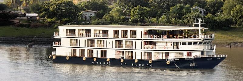 Myanmar Burma Cruises
