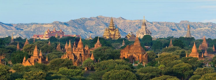 Mandalay to Bagan Itinerary
