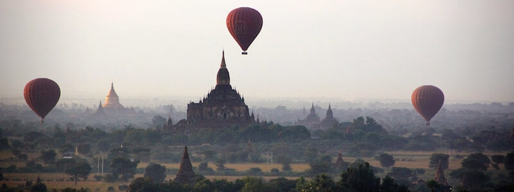 Bagan to Mandalay Cruise Itinerary