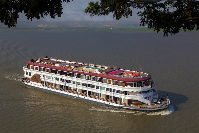 Anawrahta Myanmar Cruise