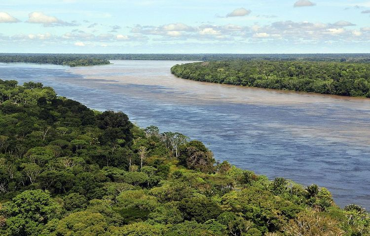 Does The Amazon River Run Through Brazil Rainforest Cruises - Where is the amazon river