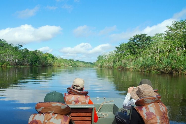 Where Does The Amazon River Start Rainforest Cruises - Where is the amazon river