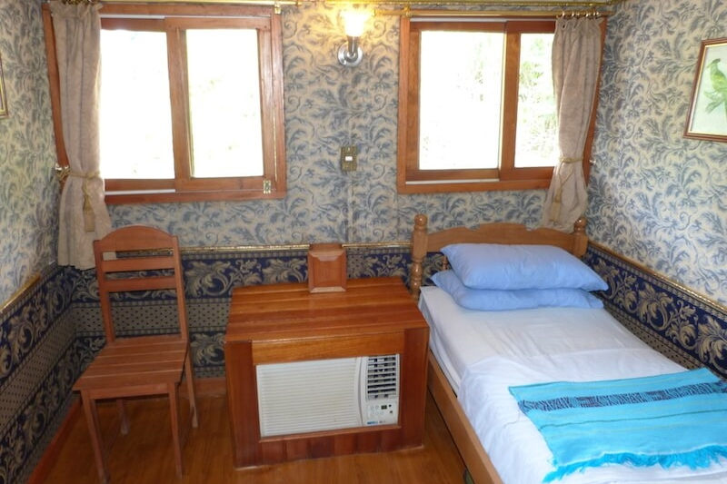 clavero cruise cabin