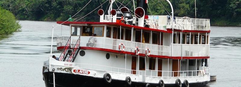 Clavero Boat