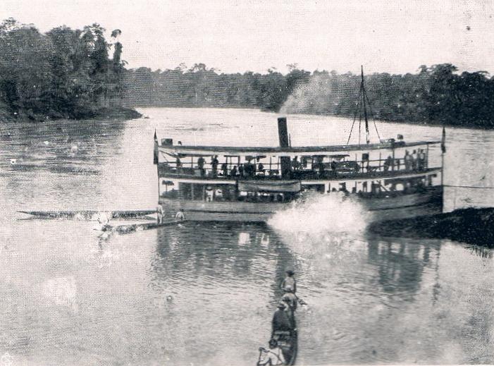Clavero Steamship