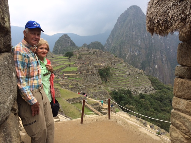 Delfin III and Machu Picchu Tour