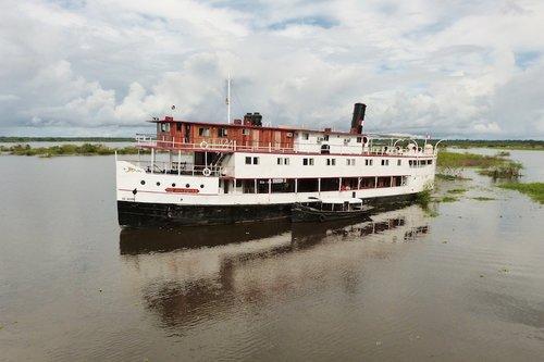 Rio Amazonas Cabins