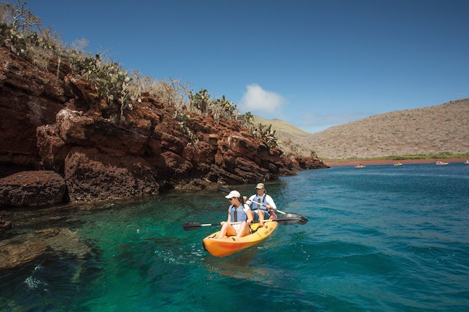 Tour the Galapagos Islands