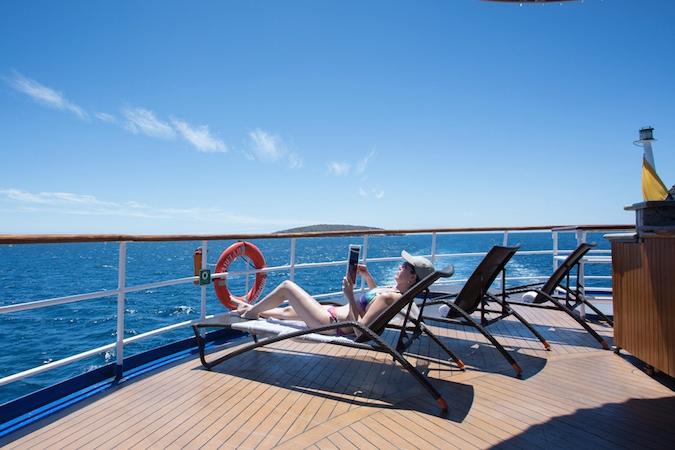 Isabela II Galapagos Cruise Itinerary