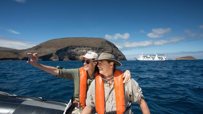 Galapagos Cruise Isabela Yacht