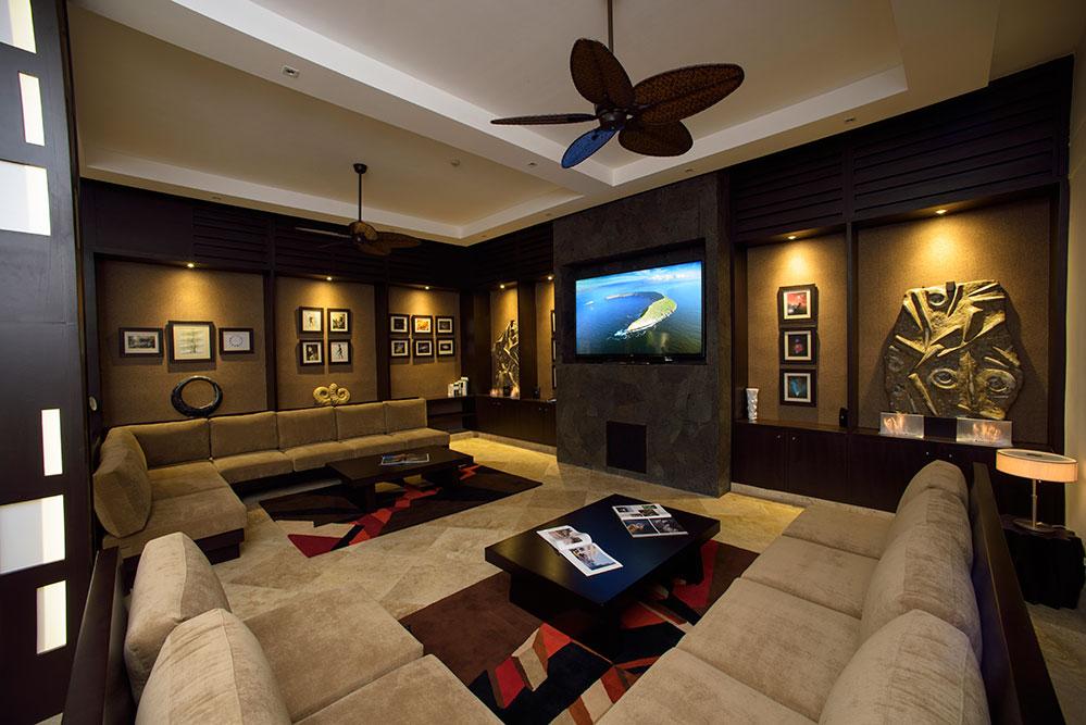 luxurious lodges