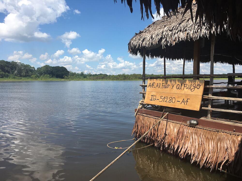 Al Frio Y Al Fuego Iquitos