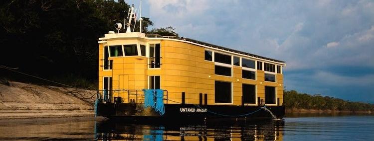 Untamed Amazon 4-Day Itinerary