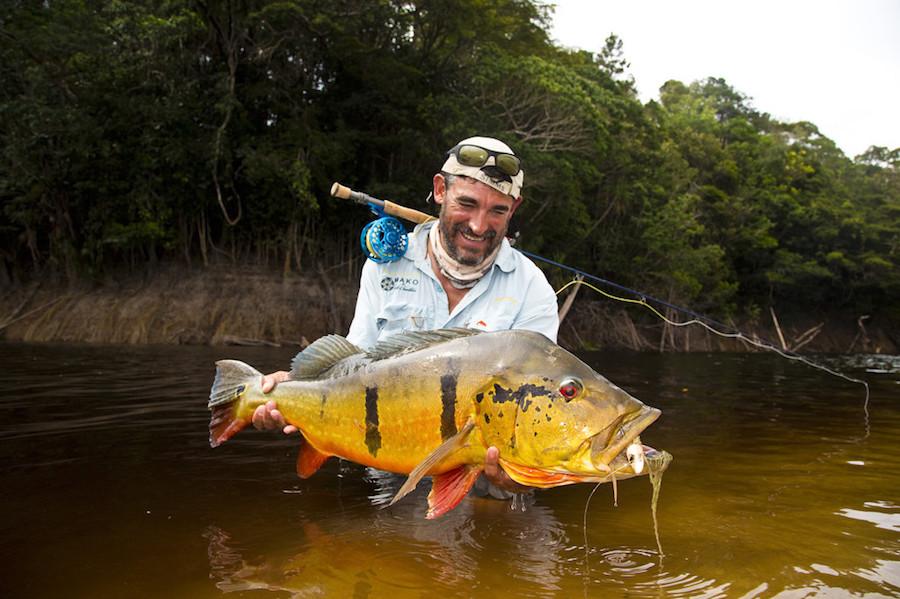 Sport Fishing Untamed Amazon