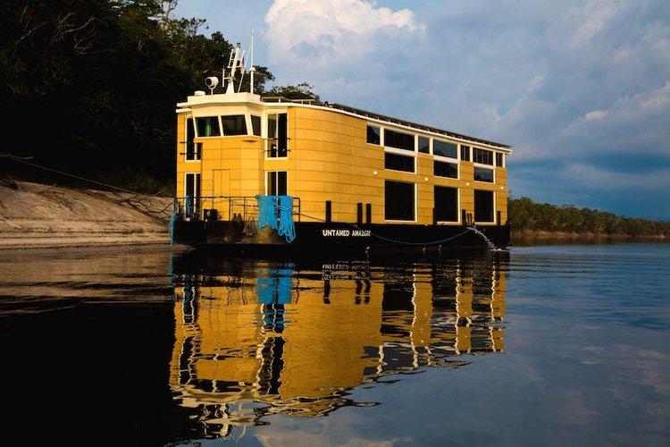 Untamed Amazon Cruise