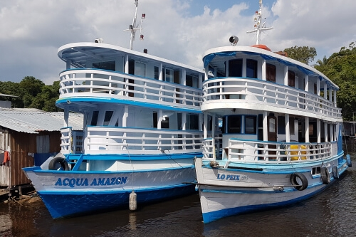 lo peix amazon cruise