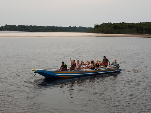 amazon river day tours