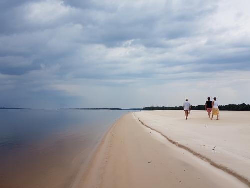 Acqua Amazon Cruise Itineraries
