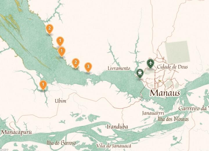 Anavilhanas Archipelago