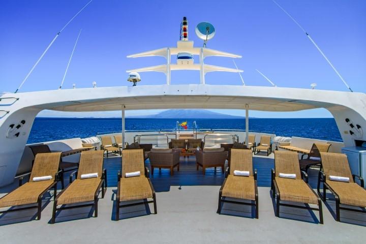 Galapagos Catamaran
