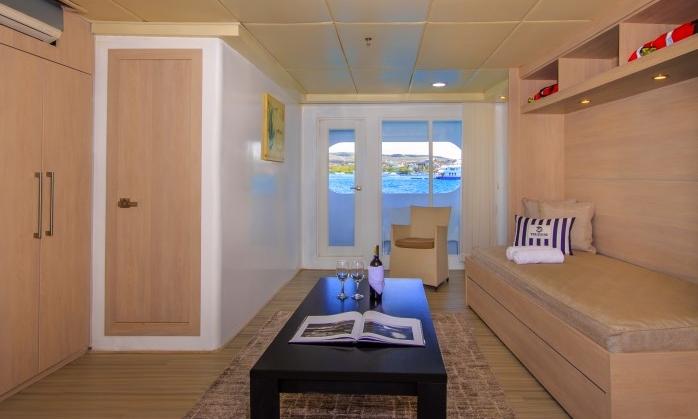 Galapagos Cruise Cabins