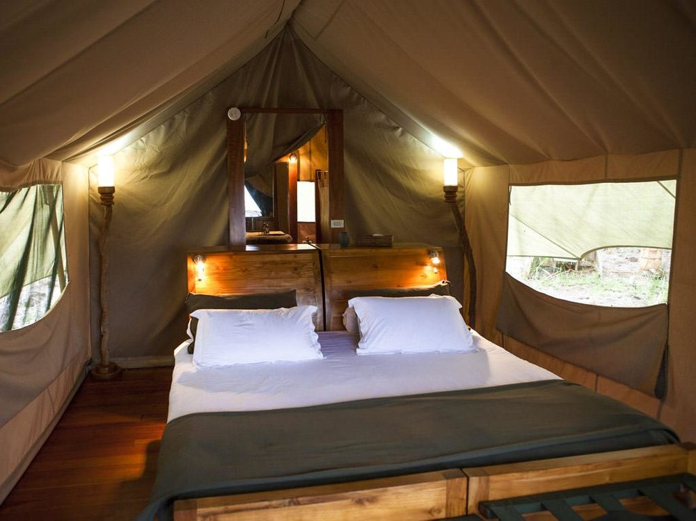 Luxury Tent Cabins