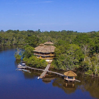 Amazon Jungle Lodges