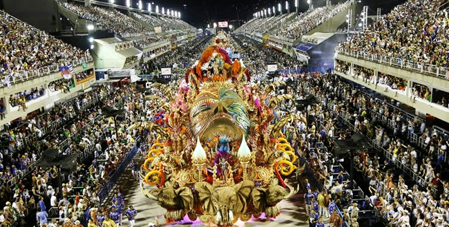 Rio Carnival 2018 Package From Rainforest Cruises