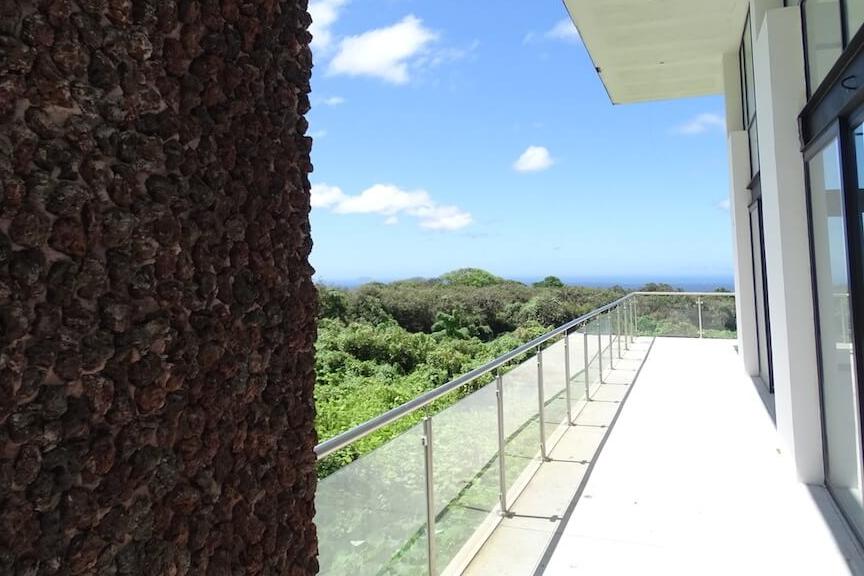 Lodge Balcony