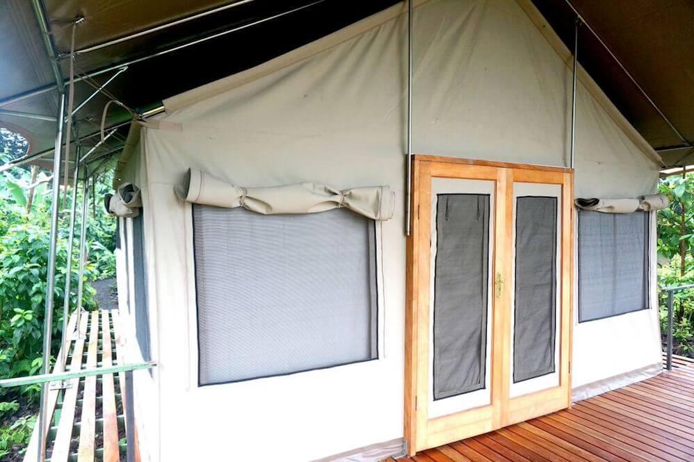 Galapagos Safari Style Tent