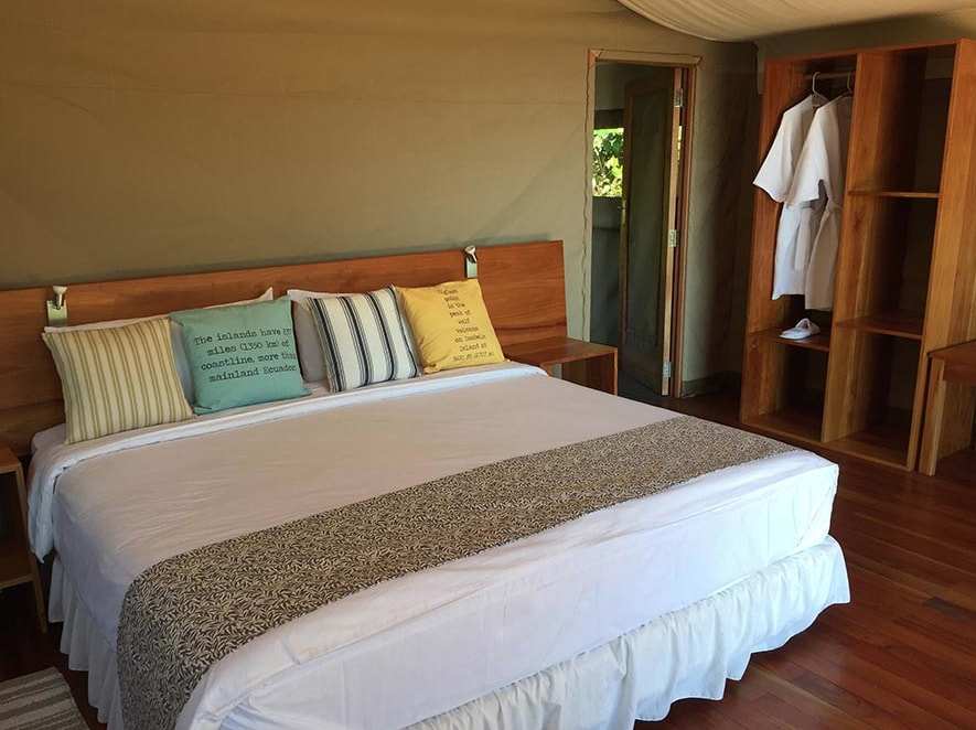 Scalesia Lodge Rooms