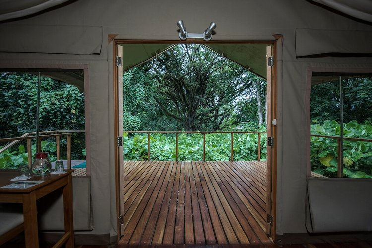 Scalesia Galapagos Lodge Flights