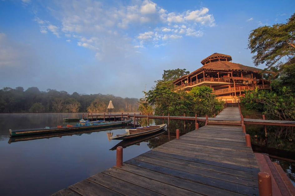 trip to la selva lodge