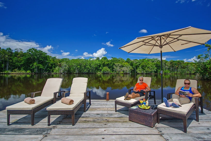 la selva lodge tours