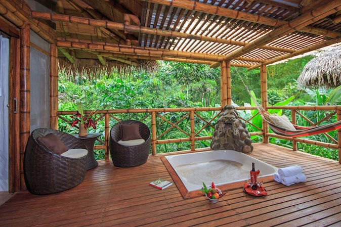 la selva jungle eco lodge