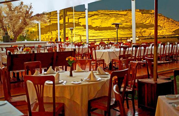 Huaca Pucllana Restaurant