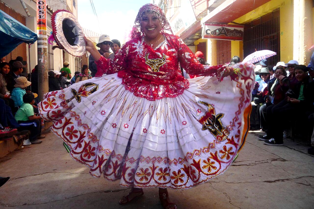 Virgen de la Candelaria Festival Peru